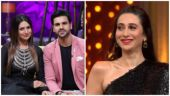 Daily telly updates: Divyanka revealed how she recovered from her heartbreak in Juzz Baatt; Karisma Kapoor brings the 90s back in Entertainment Ki Raat