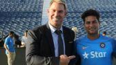 Like mentor, like student: When Kuldeep Yadav met Shane Warne