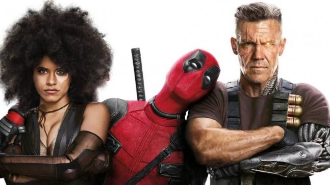 Deadpool 2 will hit the screens tomorrow.