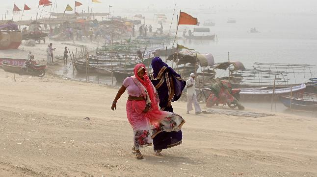 18 die, 27 hurt after 2nd West Uttar Pradesh storm