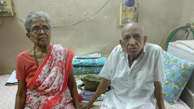 Image result for elderly parents india