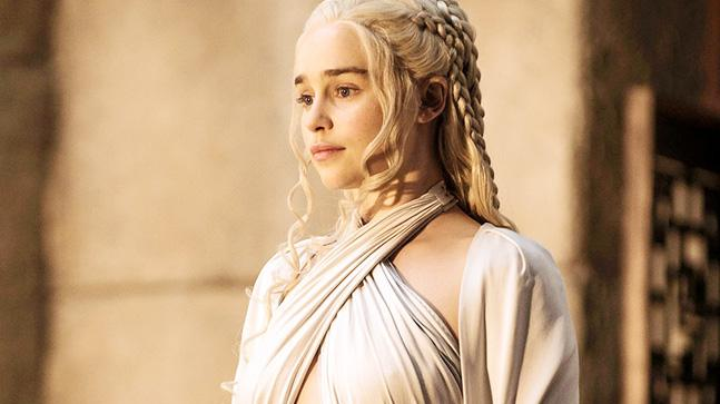 Game nudity of throne emilia clarke