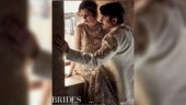 Fawad and Mahira smoulder on the cover of Brides Today