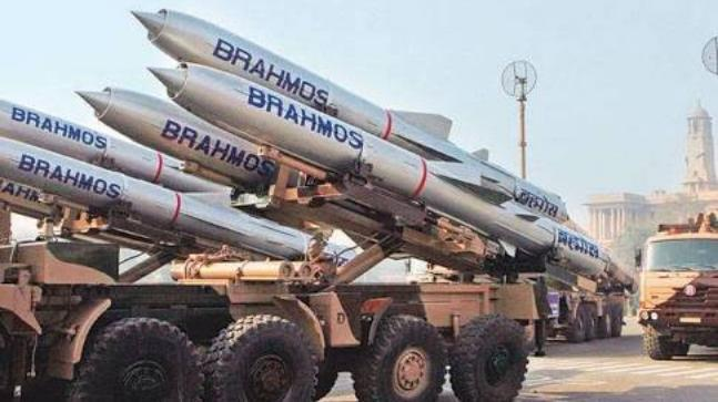 BrahMos missile has flight range of up to 290-km with supersonic speed all through the flight.