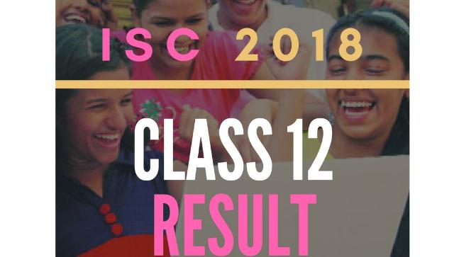 ISC class 12th 2018 results coming on May 14