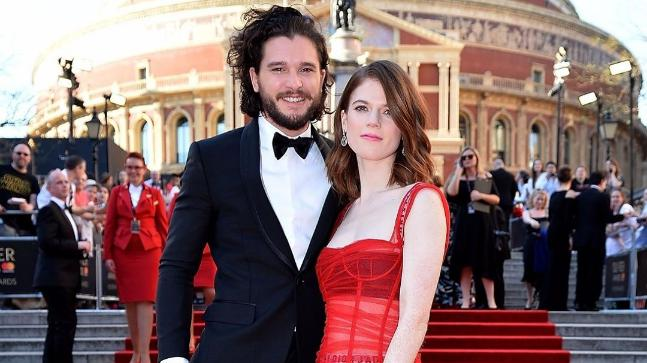 Game Of Thrones Kit Harington And Rose Leslies Wedding Date
