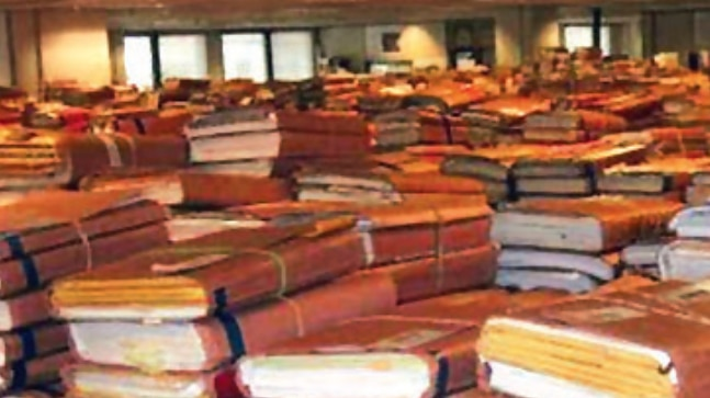 cases involving central govt at courts record 100 jump in 1 year