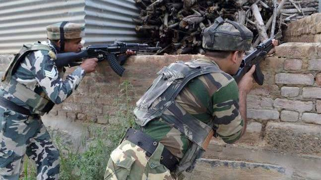 J&K: CRPF personnel killed in gun battle, terrorists manage to flee
