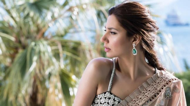 Mahira Khan opted for a Menahel and Mehreen saree for her appearance.