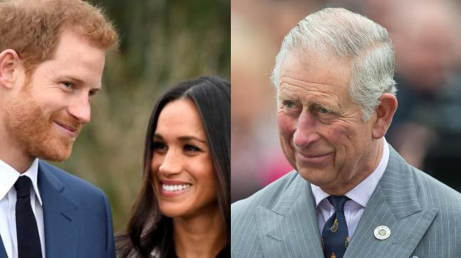 Meghan Markle asked Prince Charles to walk her down the aisle on Saturday.