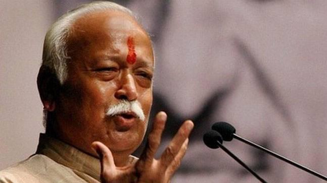 'Stop drama of eating with Dalits': Mohan Bhagwat tells BJP-leaders