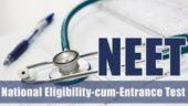 CBSE NEET UG 2018: Apply for form correction