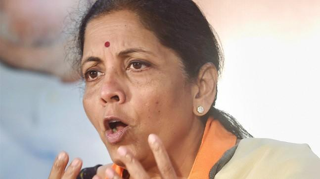 No tension between navies of India, China: Nirmala Sitharaman
