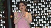 Nita Ambani dances to Sridevi's song as daughter Isha cheers
