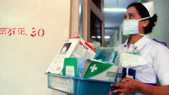 Nurses Nipah virus