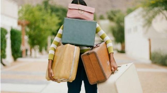 how to avoid over-packing for your vacation