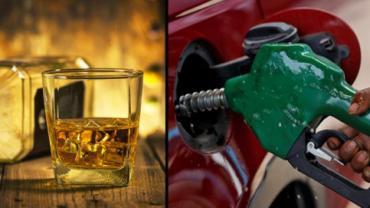 Petrol is new liquor for Modi government