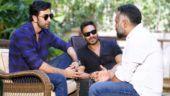 Ranbir Kapoor-Ajay Devgn to reunite for Luv Ranjan's next. Here's proof