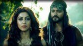 Ashish Sharma and Sonarika Bhadoria's steamy lip-lock from Prithvi Vallabh goes viral