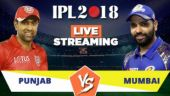 IPL Live Streaming KXIP vs MI: Watch on Mobile, Hotstar, Jio TV