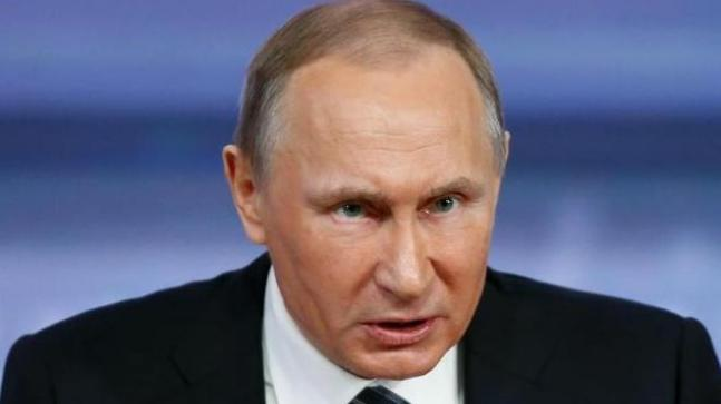 Putin. Reuters file photo