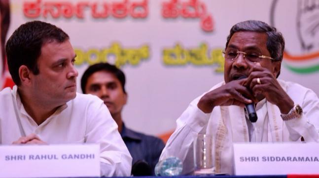 Will fight for you: Rahul tells Karnataka voters