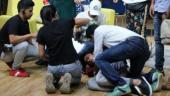 Oh no! Rajeev Khandelwal faints on the sets of JuzzBaatt
