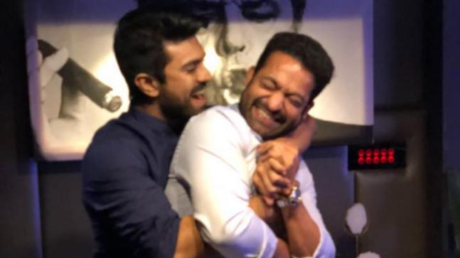 Image result for ntr and ramcharan pics