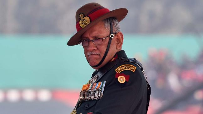 Azadi will never happen , Army chief Bipin Rawat tells Kashmiri youth