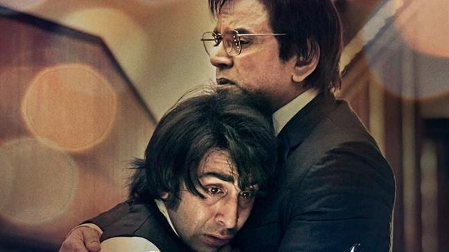 Ranbir Kapoor has stepped into the shoes of Sanjay Dutt for Sanju.