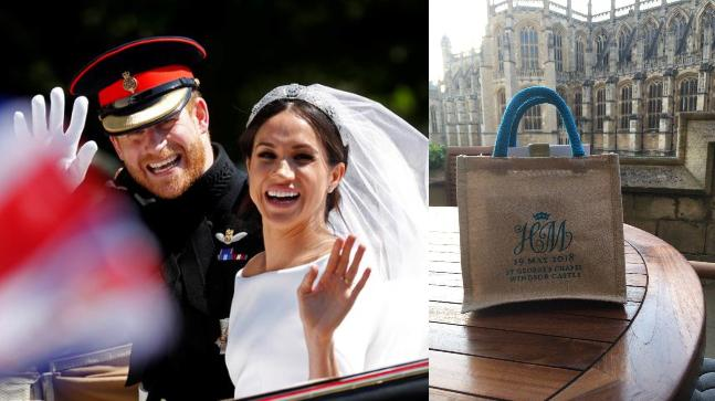 Prince Harry, Meghan Markle invited members of the public inside Windsor Castle grounds. (Photo: Reuters)