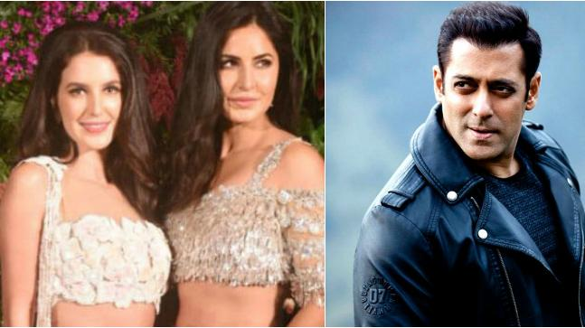 Salman Khan backs out of a cameo with Katrina's sister Isabelle Kaif
