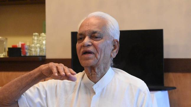 Gandhian thinker Dr. S N Subba Rao