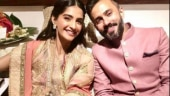 Sonam Kapoor and Anand Ahuja's mehendi ceremony took place yesterday.