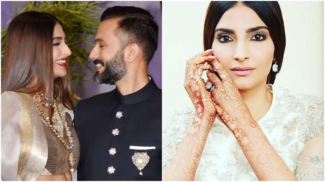 Sonam Kapoor's engagement ring reportedly costs Rs 90 lakh