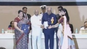 National Film Awards 2018: Janhvi, Khushi and Boney receive Sridevi's best actress honour