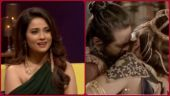Daily telly updates: Adaa Khan reveals about getting suicidal thoughts in Juzz Baatt; Mrinal stabs Prithvi after he kisses her in Prithvi Vallabh