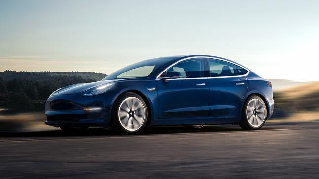 Tesla's chief executive officer Elon Musk admitted late on Monday there was a braking issue with the Model 3 sedan.