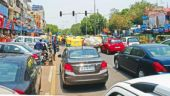 Frequent traffic stops making south Delhi roads chock-a-block