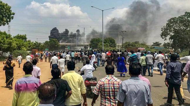 While the Tamil Nadu government claims that the firing was inevitable and that nothing could be done about it, the residents of the district claim otherwise.