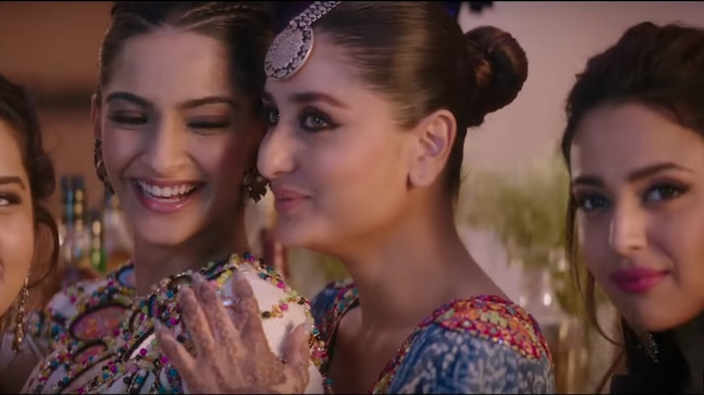 Veere Di Wedding new song Bhangra Ta Sajda: Kareena and