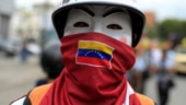 Venezuela's re-elected Maduro faces foreign backlash