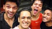 Former Bigg Boss contestant Vikas Gupta meets rumoured ex-boyfriend Parth Samthaan; have they patched up?