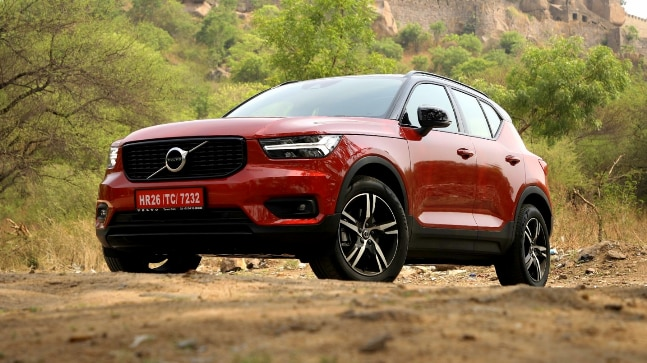 The XC40 will be powered by a 2.0-litre, 4-cylinder, turbo-diesel motor which is mated to an 8-speed automatic transmission.
