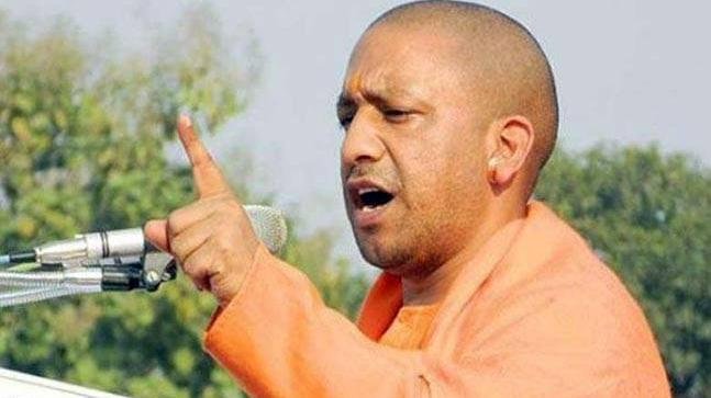 UP CM Yogi Adityanath visits several storm-hit areas in his state
