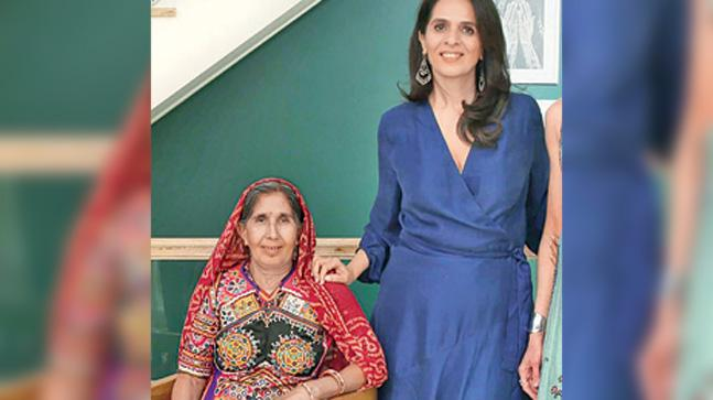 Ace designer Anita Dongre has launched her first store in New York