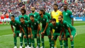 World Cup: Saudi Arabia players safe after plane engine catches fire