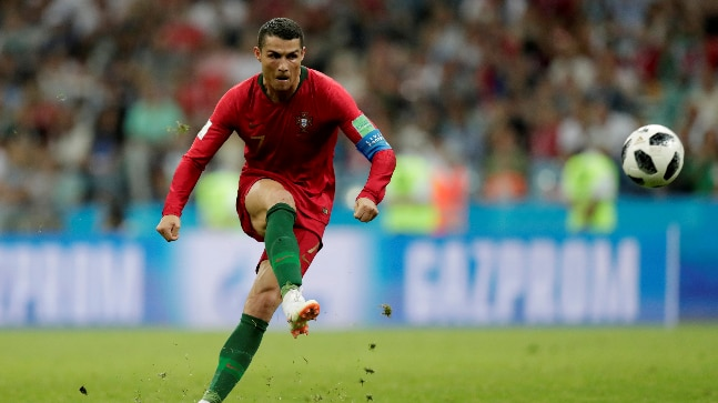 Portugal vs Morocco: Half-time report