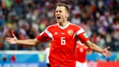 Denis Cheryshev, Russian winger who is now contender for Golden Boot