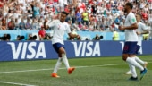 Jesse Lingard perfects shoot dance after scoring against Panama